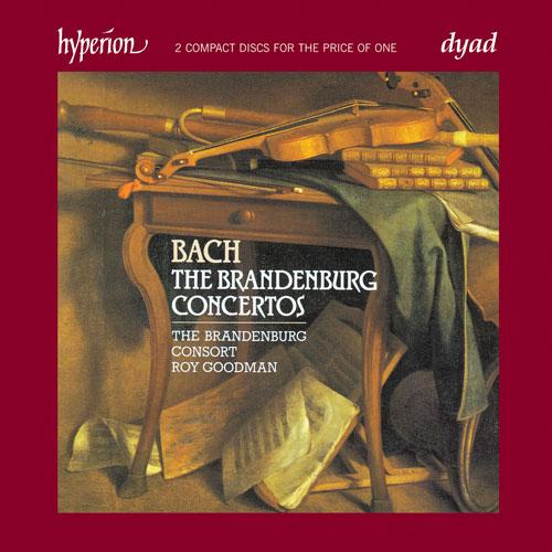 Brandenburg Concertos - 2CD